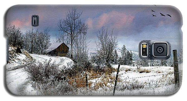 Twain's Barn Galaxy S5 Case