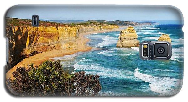Twelve Apostles Australia Galaxy S5 Case