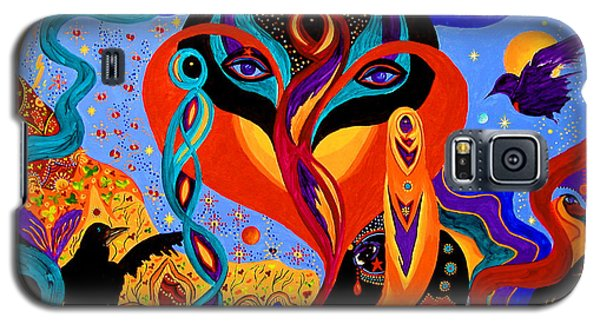 Karmic Lovers Galaxy S5 Case by Marina Petro