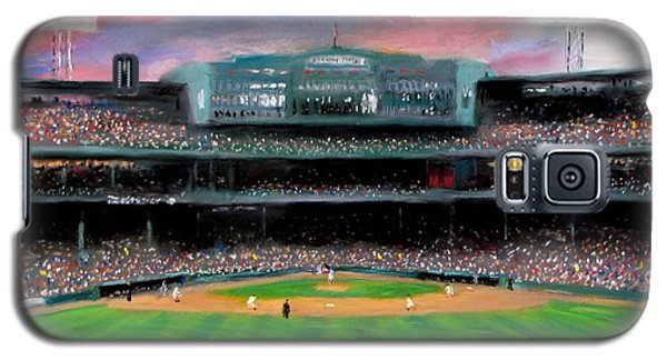 Twilight At Fenway Park Galaxy S5 Case