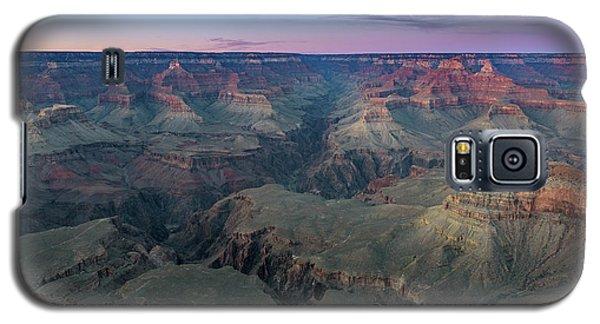 Twilight At South Rim Grand Canyon Galaxy S5 Case