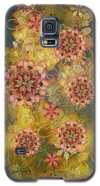 Twilight Blossom Bouquet Galaxy S5 Case