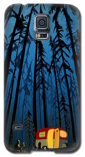 Twilight Camping Galaxy S5 Case