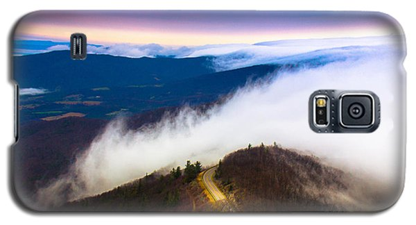 Galaxy S5 Case featuring the photograph Twilight Dawn by Everett Houser