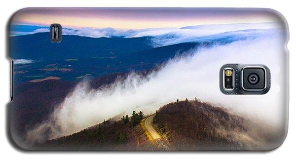 Twilight Dawn Galaxy S5 Case by Everett Houser