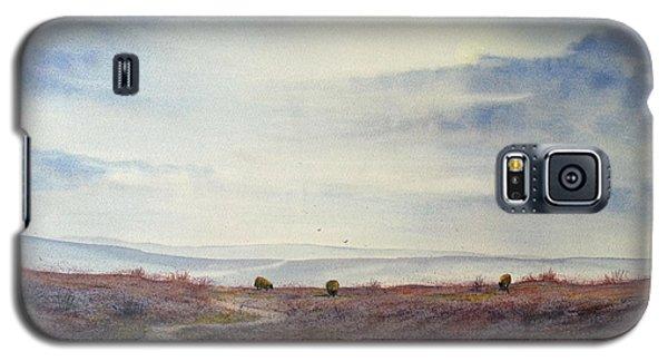 Twilight Settles On The Moors Galaxy S5 Case