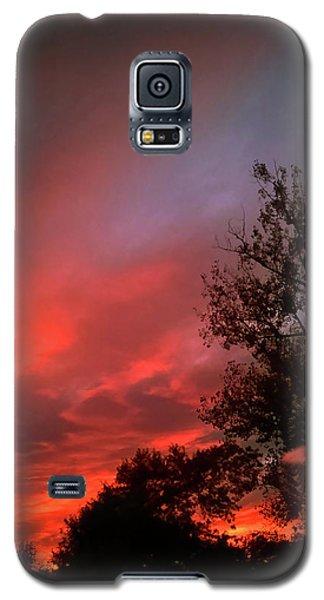 Twilight Fire Galaxy S5 Case