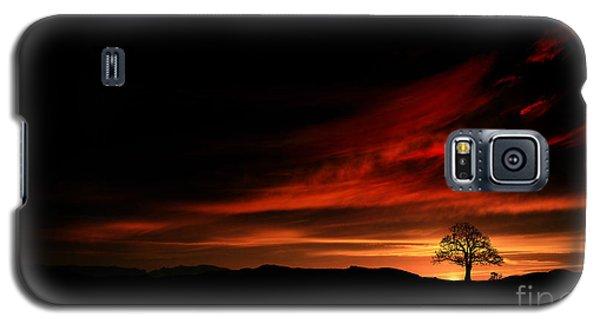 Twilight Glow Galaxy S5 Case