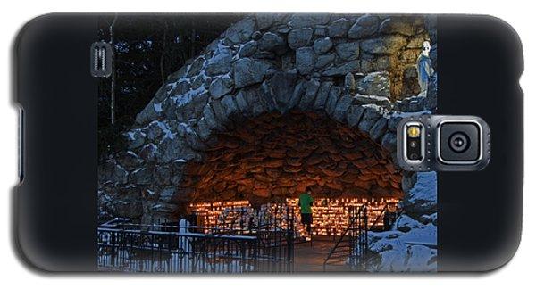 Twilight Grotto Prayer Galaxy S5 Case