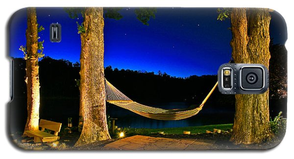 Twilight Hammock Smith Mountain Lake Galaxy S5 Case