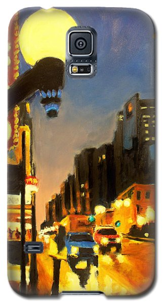Twilight In Chicago - The Watcher Galaxy S5 Case