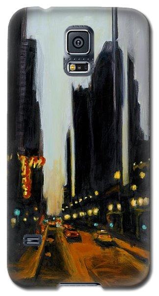 Twilight In Chicago Galaxy S5 Case
