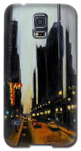 Twilight In Chicago Galaxy S5 Case