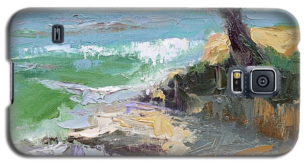 Twilight In Santa Cruz Galaxy S5 Case