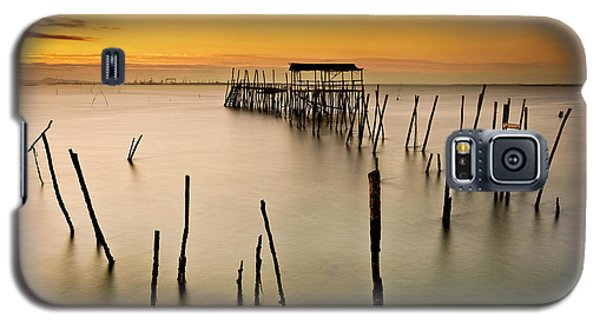 Galaxy S5 Case featuring the photograph Twilight by Jorge Maia
