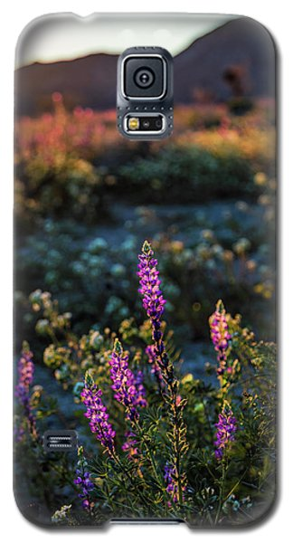 Twilight Lupine Galaxy S5 Case