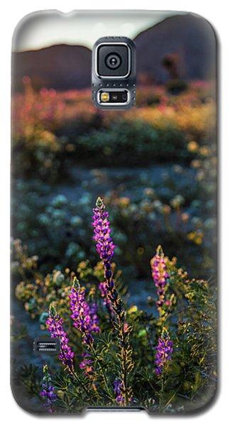 Twilight Lupine Galaxy S5 Case