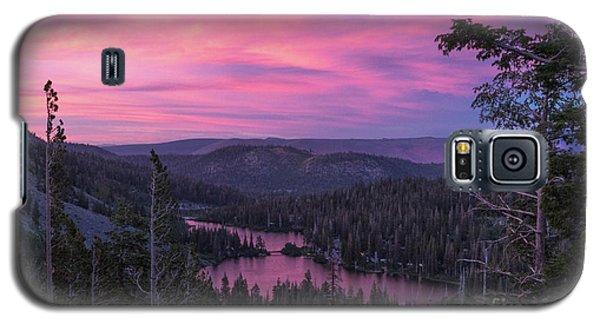 Twilight Mammoth Lakes  Galaxy S5 Case