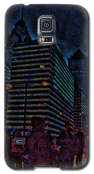 Twilight Of Uncertainty Galaxy S5 Case