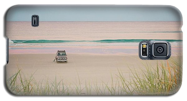 Twilight On The Beach Galaxy S5 Case