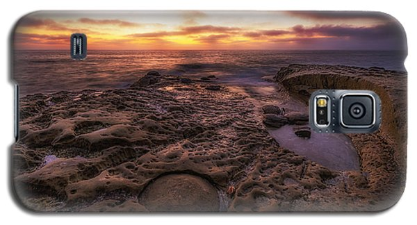 Twilight On The Pacific - California Coast Galaxy S5 Case