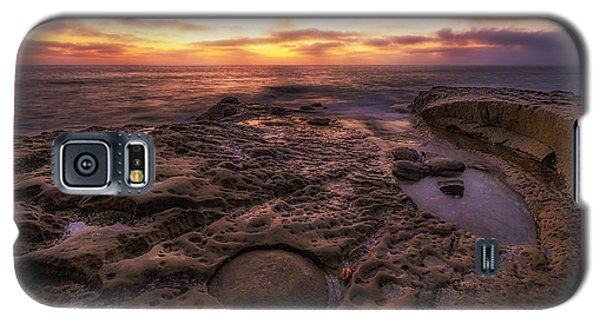Twilight On The Pacific - California Coast Galaxy S5 Case