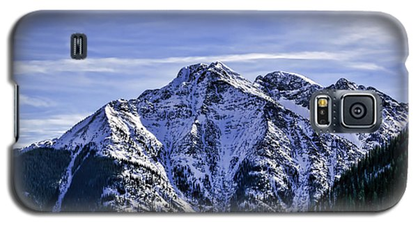 Twilight Peak Colorado Galaxy S5 Case