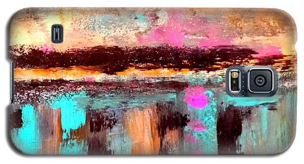 Twilight Reflections Galaxy S5 Case