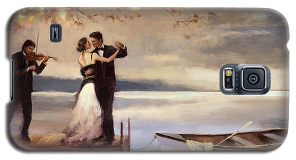 Transportation Galaxy S5 Case - Twilight Romance by Steve Henderson