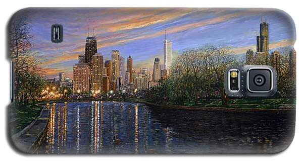 Twilight Serenity Galaxy S5 Case by Doug Kreuger