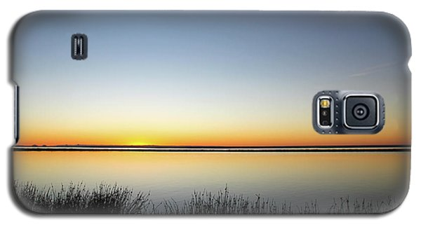 Twilight Stillness Down By The Beach Lagoon Galaxy S5 Case