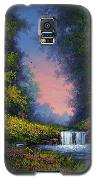 Twilight Whisper Galaxy S5 Case