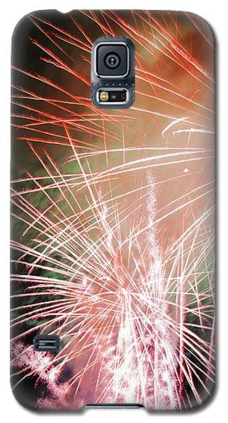 Twin Bursts Galaxy S5 Case