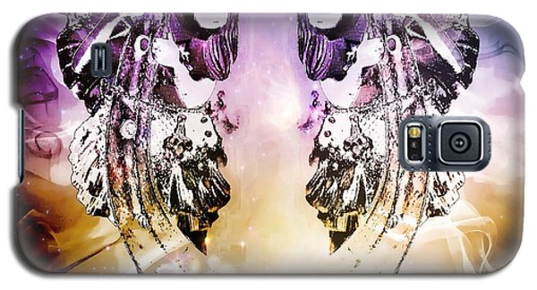 Twin Fairies 2 Galaxy S5 Case by Michelle Frizzell-Thompson