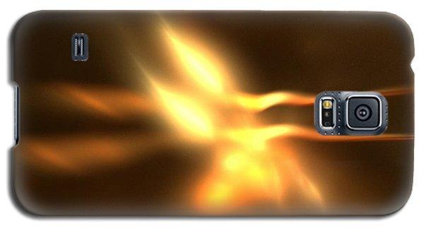 Twin Flame Galaxy S5 Case by Kim Sy Ok