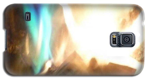 Twin Flame Galaxy S5 Case