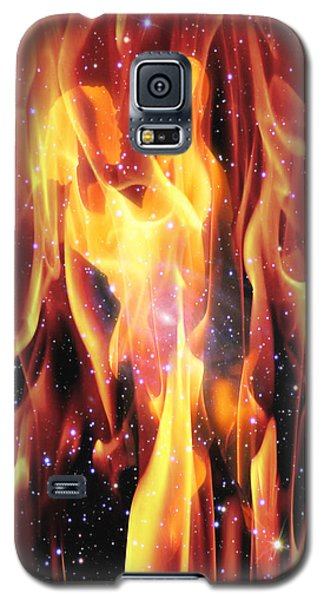 Twin Flames Galaxy S5 Case