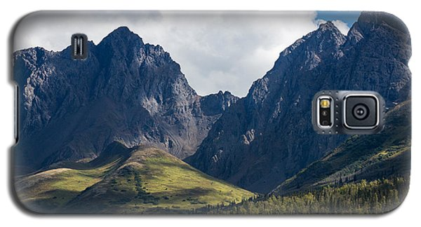 Twin Peaks In Mid-summer Galaxy S5 Case