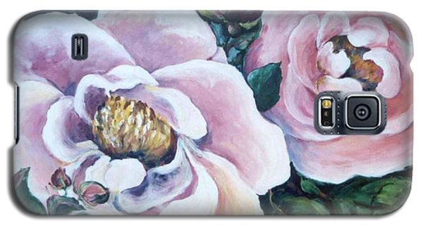 Twin Roses Galaxy S5 Case