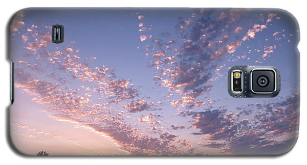 Twin Sisters Sunset Galaxy S5 Case