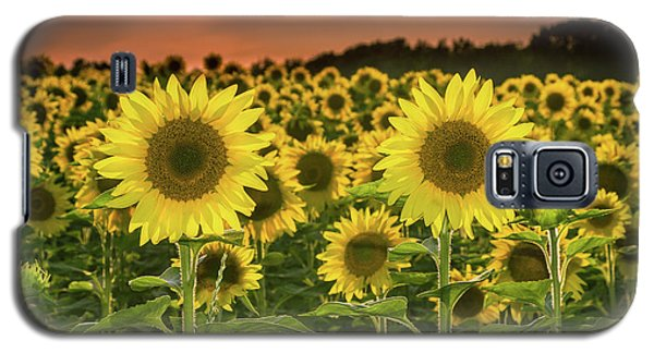 Galaxy S5 Case featuring the photograph Peaceful Opposition by Bill Pevlor