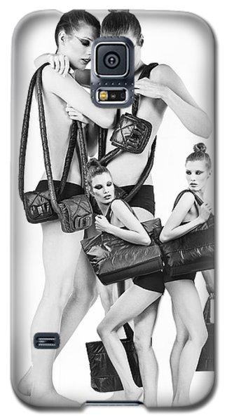Twins Model Agency Galaxy S5 Case