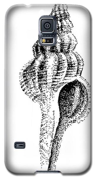 twirly Shell Galaxy S5 Case