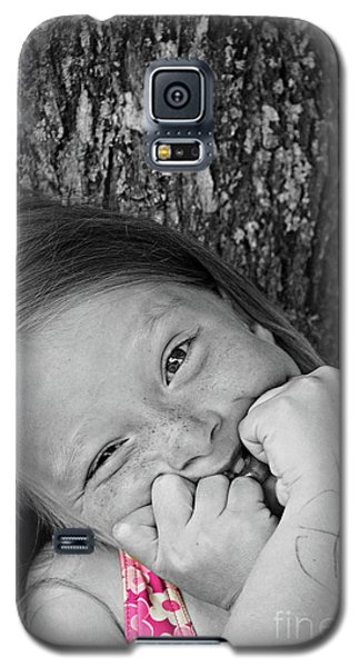 Twisted Expression Galaxy S5 Case by Aimelle