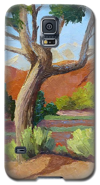 Twisted Galaxy S5 Case