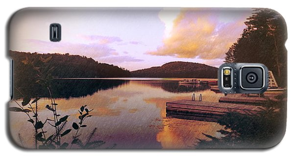 Twitchell At Sunset Galaxy S5 Case