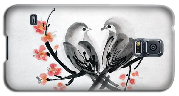 Two Birds Galaxy S5 Case