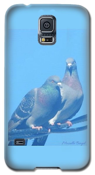 Two Birds In Spring Galaxy S5 Case