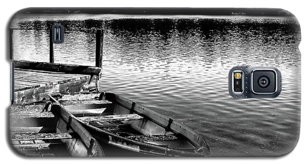 Galaxy S5 Case featuring the photograph Two Boats by David Patterson