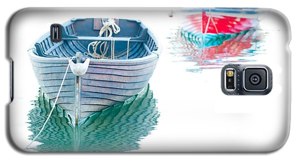 Two Boats Galaxy S5 Case